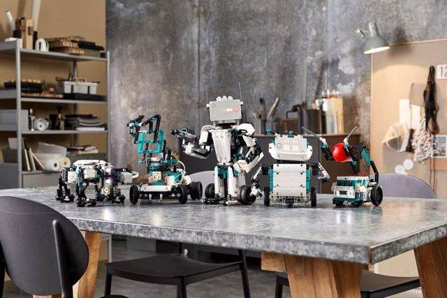 Nuevo kit de Lego para desarrollar habilidades STEM con la construcción y progra