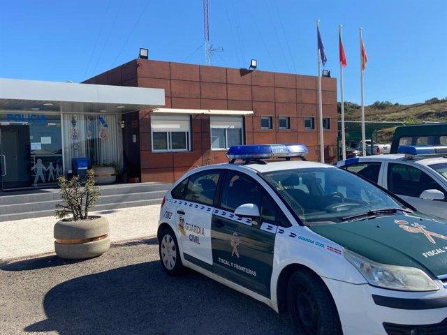 Centro de Coordinación Policial Aduanera de Castro Marim.
