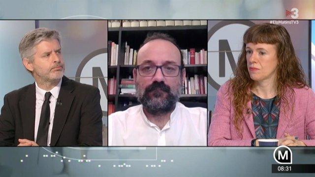Andreu Van donin Eyde, Benet Salellas i Olga Arderiu