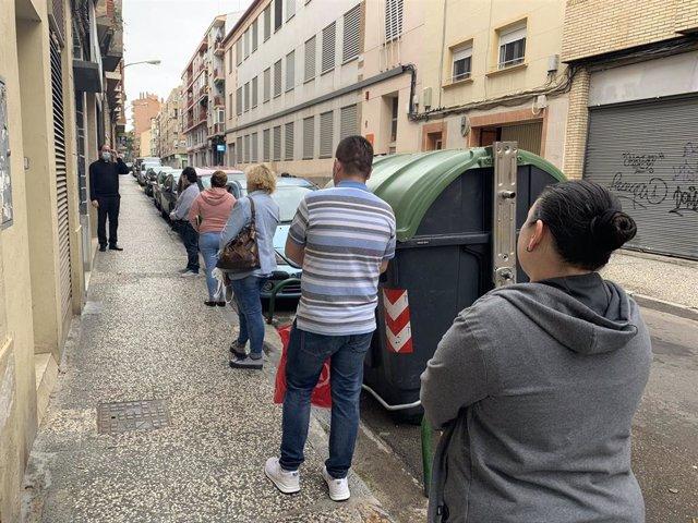 La Archidiócesis de Zaragoza distribuye 40.000 euros más para necesidades sociales generadas por la pandemia.