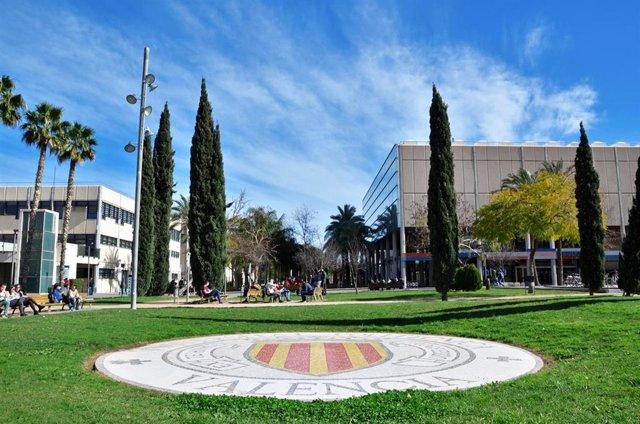 Campus de la UPV en imagen de archivo