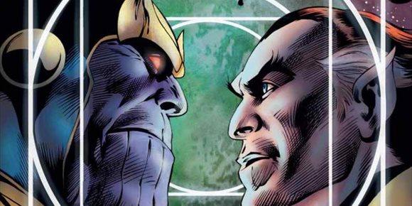 1. ¿Prepara Marvel la llegada del hermano de Thanos en Los Eternos?