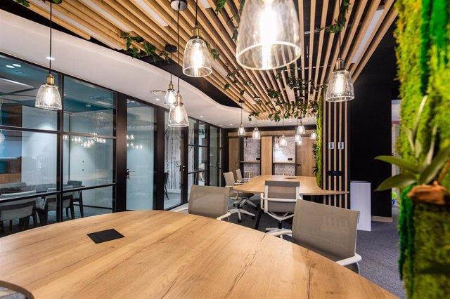 """Chavsa, con sede en Sevilla, desarrolla un innovador sistema para la adaptación integral de oficinas a la """"nueva realidad"""""""
