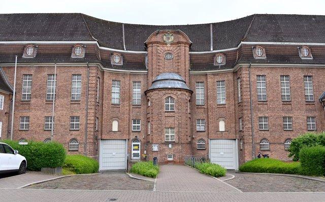 Presó de Kiel on hi ha el principal sospitós de la desaparició de Madeleine McCann