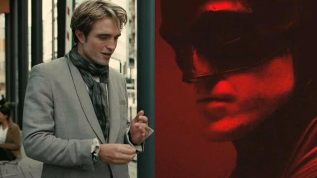 Robert Pattinson en Tenet y en The Batman