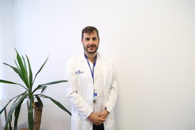 El doctor Manel Mendoza, facultativo especialista del Servicio de Obstetricia del Hospital Universitario Vall d'Hebron de Barcelona y responsable del estudio