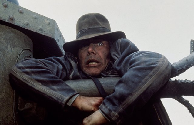 Harrison Ford es Indiana Jones
