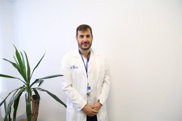 El doctor Manel Mendoza, facultatiu especialista del Servei d'Obstetrícia de l'Hospital Universitari Vall d'Hebron de Barcelona i responsable de l'estudi