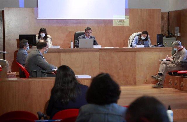 Reunión del Consello Agrario, con el conselleiro do Medio Rural, José González
