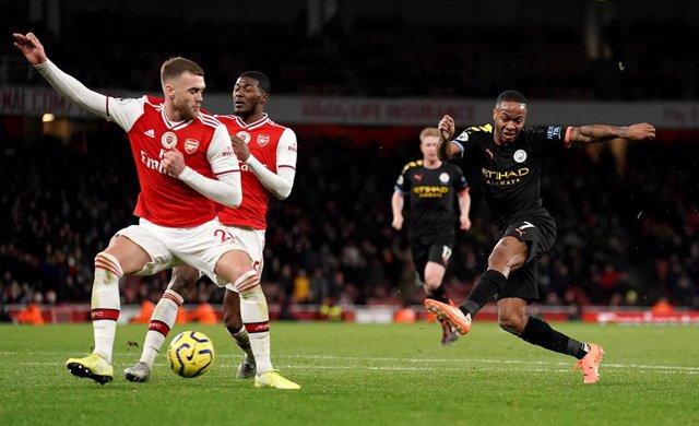 Fútbol/Premier.- (Previa) La Premier se reanuda con la visita del Arsenal al Man