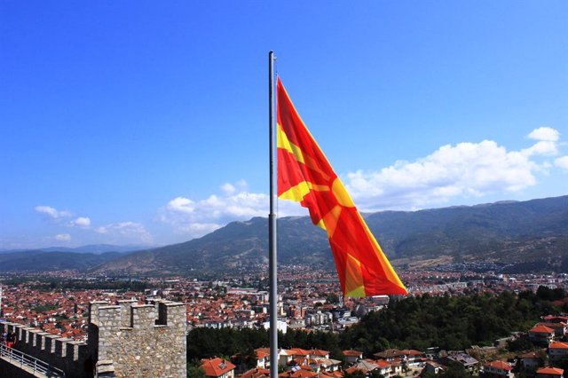 Coronavirus.-El presidente de Macedonia del Norte declara el estado de emergenci