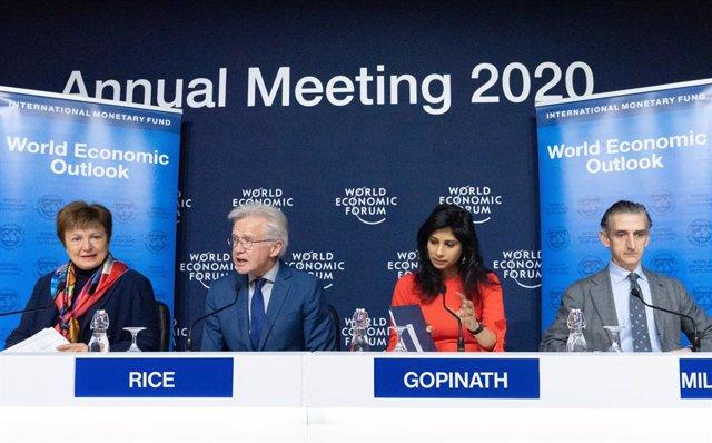 Economía.- El FMI anunciará una rebaja de sus previsiones de crecimiento