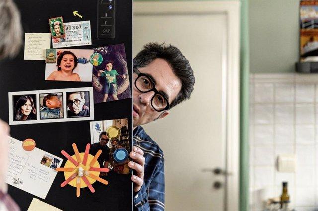 Berto Romero en la tercera temporada de Mira lo que has hecho