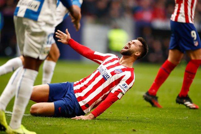 Fútbol.- Felipe Monteiro sufre una distensión muscular y tampoco podrá jugar ant