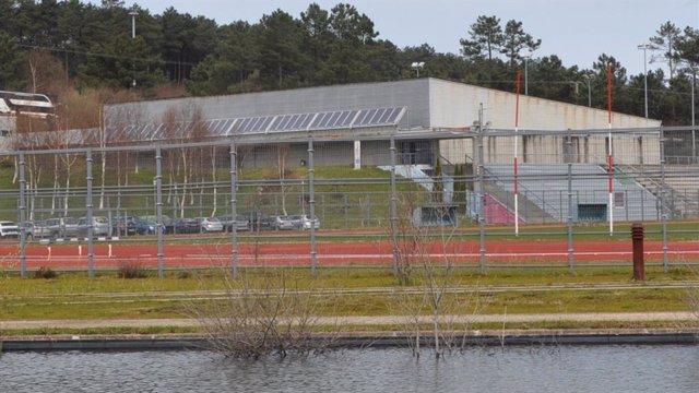 El pabellón del campus universitario de Vigo será una de las instalaciones en las que se realicen las pruebas de la ABAU