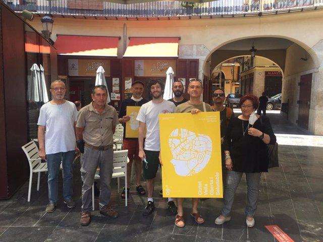 Campaña 'Ciutat Vella oberta i saludable'