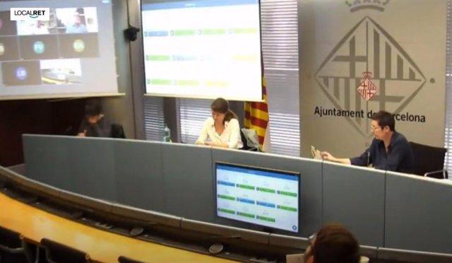 Comisión de Ecología, Urbanismo, Infraestructuras y Movilidad de Barcelona