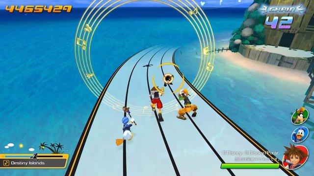 Kingdom Hearts tendrá un videojuego musical, Melody of Memory, que se lanzará es
