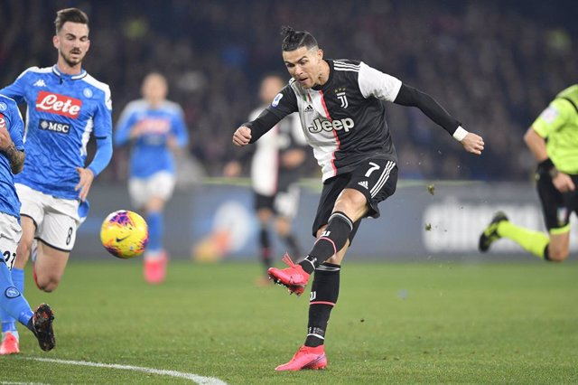 Fútbol.- (Previa) La Juventus de Cristiano busca otra Coppa ante el Nápoles