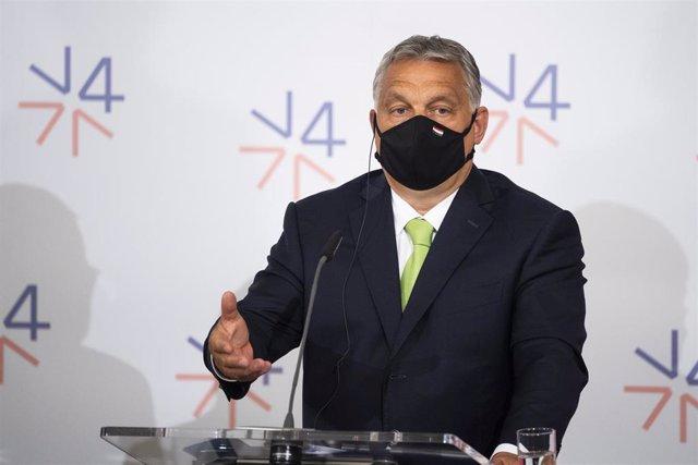 El primer ministro húngaro, Viktor Orban.