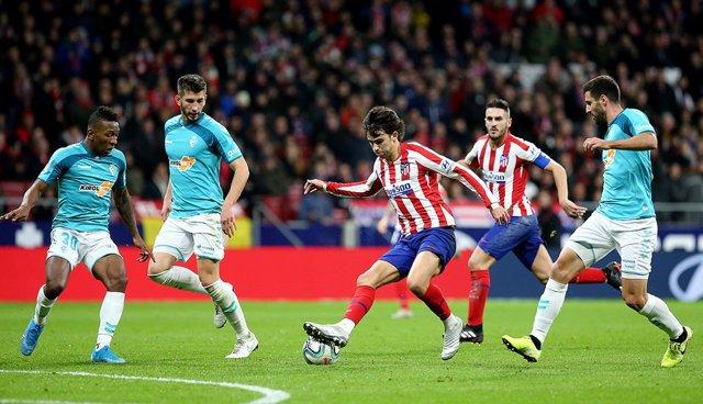Fútbol/Primera.- Previa del Osasuna - Atlético de Madrid