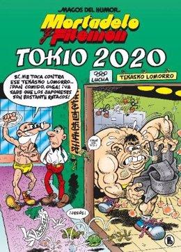 Mortadelo y Filemón vivirán los únicos Juegos Olímpicos que habrá en 2020