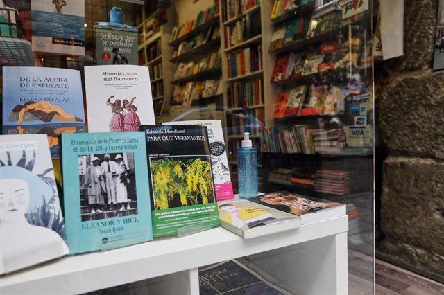 Librería Berkana (Calle de Hortaleza, 62) abierta