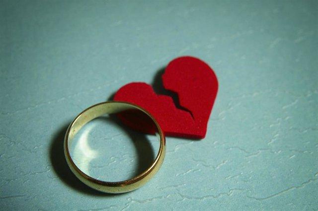 Como afrontar la ruptura de pareja, divorcio