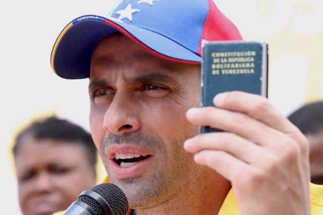 Venezuela.- El Supremo suspende también a la cúpula de Primero Justicia en su of