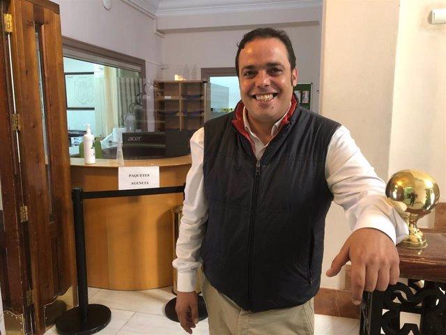 EL diputado Antonio Amador