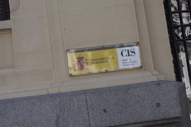 Seu del Centre d'Investigacions Sociològiques (CIS)