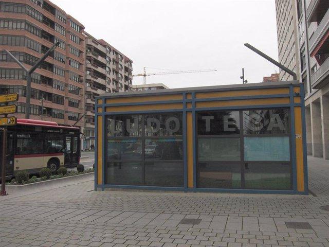 Ludoteca El Trenecito del Ayuntamiento de Logroño.