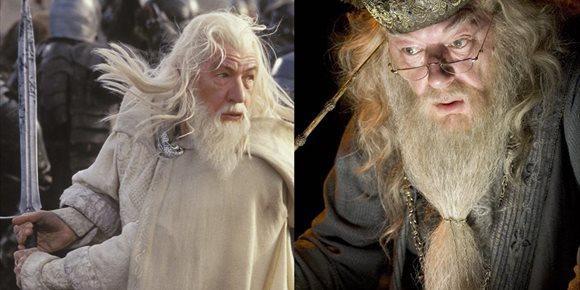 2. 5 razones por las que Gandalf es mejor que Dumbledore
