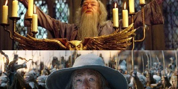 1. 5 razones por las que Dumbledore es mejor mago que Gandalf