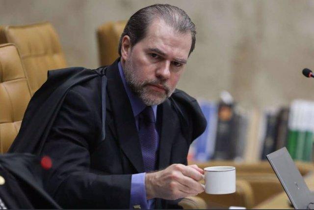 El presidente del Tribunal Supremo de Brasil, José Antonio Dias Toffoli.