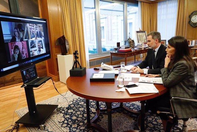 Los Reyes presentan hoy la campaña 'Spain for Sure', con tres ministros y repres