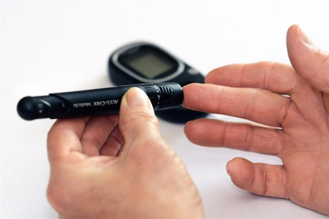 Una de cada cuatro personas mayores de 65 años padece diabetes.