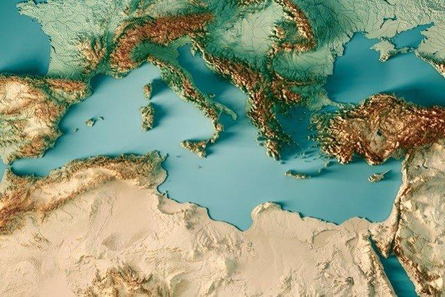 Región mediterránea