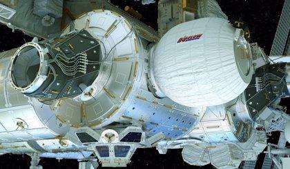 Un flitro de aire, posible origen del benceno en la estación espacial