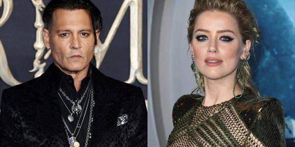 2. Amber Heard se queda sin abogados en su juicio contra Johnny Depp