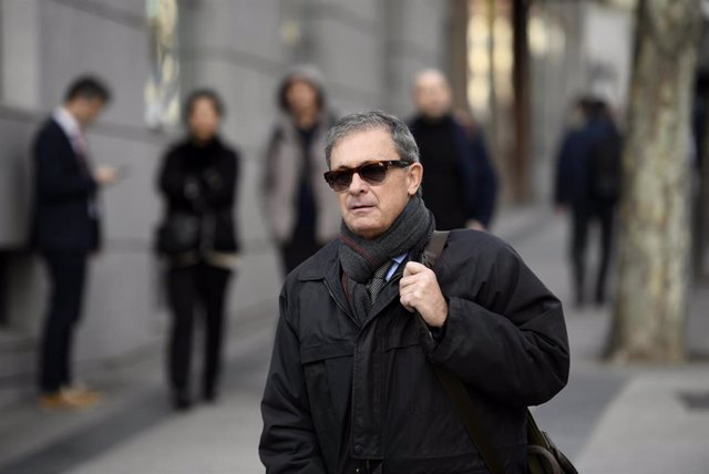 El empresario e hijo primogénito del expresidente de la Generalitat de Cataluña Jordi Pujol, Jordi Pujol Ferrusola.
