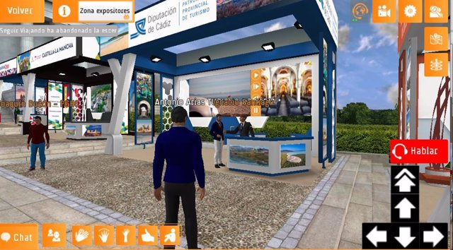 Imagen de la feria virtual de turismo Onviaje.Com