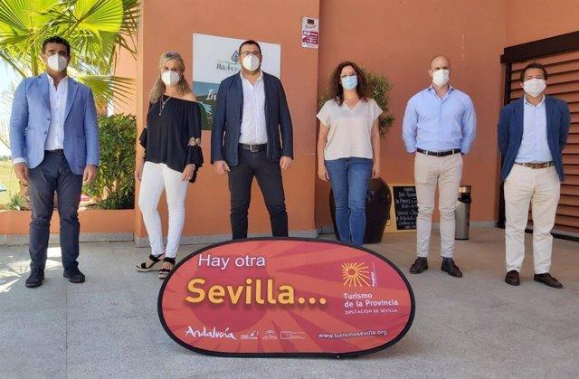 Presentaciín de la campaña en Guillena