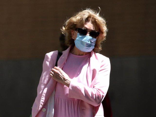 Mila Ximénez, primeras imágenes tras anunciar que padece cáncer