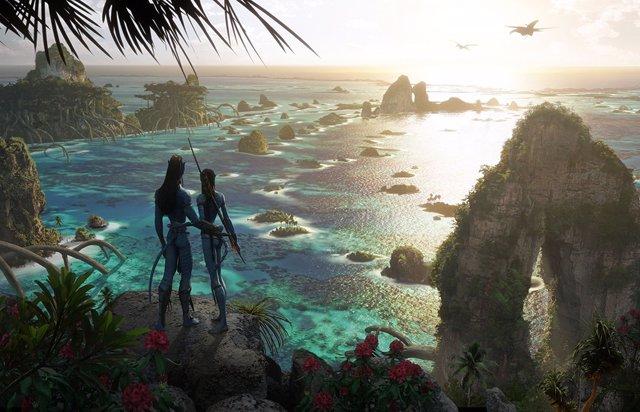 Imagen de un diseño de Avatar