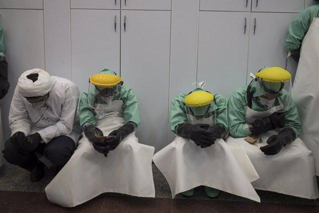Coronavirus.- Irán se acerca a los 200.000 casos tras registrar casi 2.600 conta
