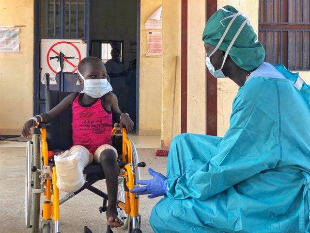 Sudán del Sur.- El CICR teme cientos de muertos en la región sursudanesa de Jong