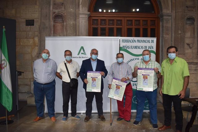 Presentación del curcuito flamenco 'A la verde oliva'