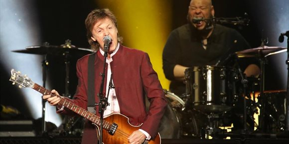 5. Paul McCartney cumple 78 años: Su legado en 10 himnos atemporales
