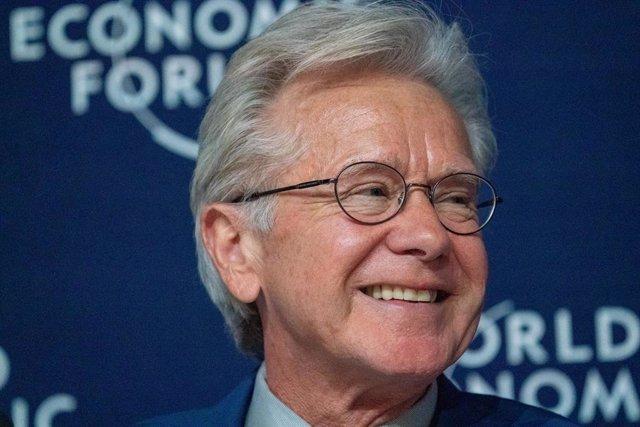 El portaveu de l'FMI, Gerry Rice